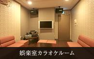 娯楽室カラオケルーム